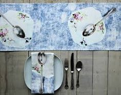 Jennifer Slattery Textiles makes family heirloom table linen - table runner designs, linen napkins and table mats which evokes charming nostaligic memories. Printed Napkins, Napkins Set, Printed Cotton, Christmas Giveaways, 12 Days Of Christmas, Modern Country Kitchens, Eclectic Kitchen, High Tea, Table Linens