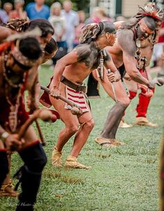 Cherokee War Dance