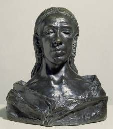 Sir Jacob Epstein 'Nan', 1909 © The estate of Sir Jacob Epstein