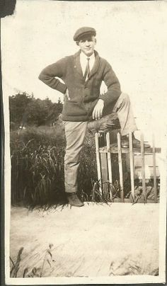 Young Edgar Wood