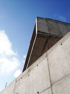 Voladizo cenital | Casa E | 08023 Arquitectos - Barcelona | #Arquitectos #Hormigón