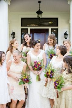 782 best Rustic & Country Bridesmaid Dresses images on Pinterest in ...