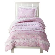 $70 Chatelet Comforter Set - Pink (Twin)