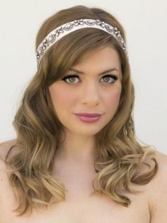 Gold Bridal Hair Accessories by Hair Comes the Bride – Hair Comes the Bride Bridal Hair Ac ...