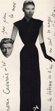 Maria Casares n'est pas la mort... Orphée de Jean Cocteau