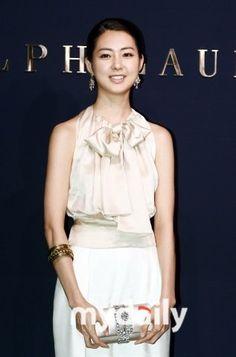 long dress korean yo
