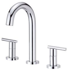Buy the Danze Parma Bundle 2 BN Brushed Nickel Direct. Shop for the Danze Parma Bundle 2 BN Brushed Nickel Single Hole Bathroom Faucet Tissue Holder Robe Hook and Towel Bar from the Parma Collection (Valve Included) and save. Widespread Bathroom Faucet, Lavatory Faucet, Bathroom Sink Faucets, Bathroom Sets, Sinks, Master Bathroom, Bathroom Chrome, Small Bathroom, Downstairs Bathroom