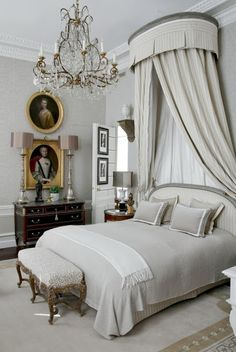 Eye For Design: Decorating Parisian Chic Style