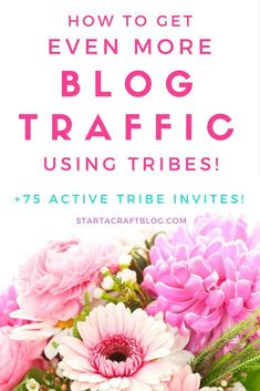 Ready to learn how to get blog traffic using Tailwind Tribes? This list of 75 Tailwind Tribes are all open invitations & divided by niche! We have tailwind tribes for Parenting bloggers, Personal Finance Tailwind Tribes, Homeschooling Tailwind Tribes, Crafts & Home Decor Tailwind Tribes! Learn the best practices & how you can increase your chances of getting shared #tailwind #tribes #bloggingtips #traffic