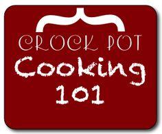 #CrockPot Cooking 101: Basic Tips