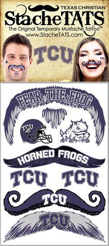 Texas Christian University - TCU Horned Frogs