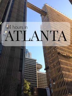 24 Hours in Atlanta