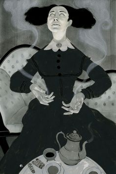 Illustrator Research: Edward Kinsella