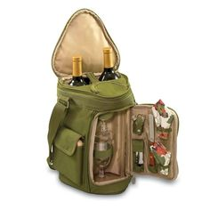 When wine and cheese is all you fancy, the Meritage is the ideal way to ensure you have all you need in one tote.