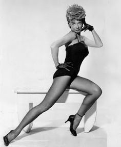 Gwen Verdon as Lola from Damn Yankees. Great dancer, actress and could sing too!