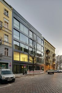 Wohnhaus in Berlin von Baumhauer Architekten / Das Ende einer Baulücke - Architektur und Architekten - News / Meldungen / Nachrichten - BauNetz.de