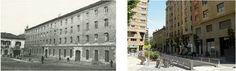 1914-PLAZA  DEL  VINCULO-Plaza del  cuartel de Caballería