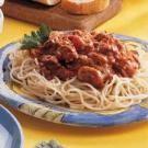 Spaghetti for 100 Recipe