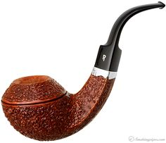 Look at this pretty thing.  Rinaldo Lithos Bent Bulldog (SL-8) (YY) (Titania) Pipes at Smoking Pipes .com