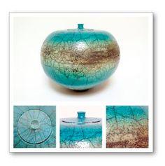 Raku Ceramic by Marieke Vergouw