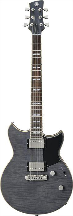 Yamaha Revstar RS620 Guitar in Burnt Charcoal | Andertons