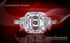 theeeee one    Google Image Result for http://www.ascotdiamonds.com/blog/wp-content/uploads/2011/06/Catherine-Ryder-Vedome-collection-3.05-carat-Asscher-square-emerald-cut-diamond-engagement-ring-with-diamond-frame-halo-for-Ascot-Diamonds2.jpg