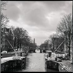 Amsterdam, Eenhoornsluis - A tribute to Thomas Schlijper. Shot with Rolleiflex 2.8GX, Illford FP4+ 125ASA/120 (6x6). Developped in Illford ID11 1+1/20ºC. Scanned with Epson V800.