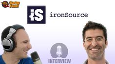 Episode 58: Tomer Bar-Ze'ev / ironSource  Tomer Bar-Ze'ev and his co-founders at ironSource simply hoped to start a business that would generate $12,000 monthly. 5 years later, they are leading one of Israel's elite startups, with 500 employees worldwide and a valuation of 1 billion dollars. How they did it? It will totally surprise you!