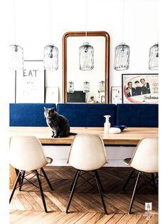 Binnenkijken in een romantisch appartement in Parijs