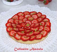 Assalamo Alaykoum, Bonjour à tous, Voici ma version de tarte aux fraises avec une simple et délicieuse crème de lemon curd et fromage philadelphia... * Ingrédients: La pâte: - 100g de beurre - 40g de sucre glace - 1 oeuf - Une pincée de sel - Le zeste...