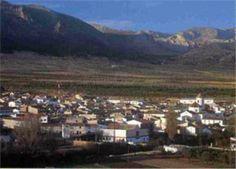 Chirivel in the area of Almeria Almeria Province Spain.