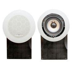 5'' High Quality PP Cone & PU Edge 500 Watts Marine Speakers (White)