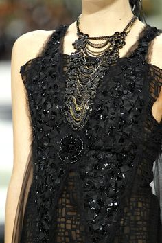 Black and beautiful Chanel