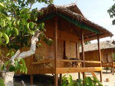 Myanmar Beach Bungalow Sinhtauk