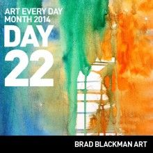 Day 22 of Art Every Day Month 2014