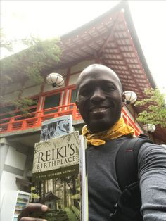 Visiting the Birthplace of Usui Reiki, Mt. Kurama Japan!