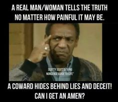 A real man