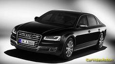 Car Video Action: Audi A8L Security