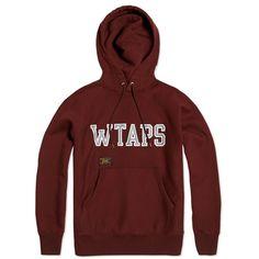WTAPS Design Hoody