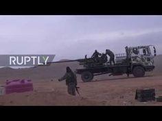 Syria: Syrian Army respond to IS attacks near Palmyra and Homs