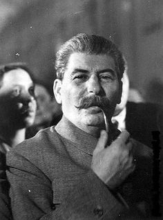 Joseph Vissarionovich Stalin was a Georgian revolutionary and Soviet politician who led the Soviet Union from the until