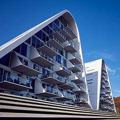 Vejle, Denmark, Skyscraper, Multi Story Building, Architecture, Arquitetura, Skyscrapers, Architecture Design