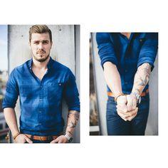Menswear Fashion Tattoo