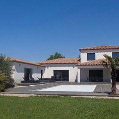 Modèle de maison GRAND AIR - . Retrouvez tous les types de maison à vendre en France sur Faire Construire Sa Maison