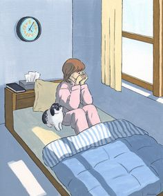 Acrylic Paint by Schinako Moriyama. Schinako Moriyama is an illustrator as bunny art from Fukushima, Japan Continue reading and for more Acrylic art→View Website Bunny Drawing, Bunny Art, Character Art, Character Design, Fantasy Art Landscapes, Rabbit Art, Cartoon Wallpaper, Anime Art Girl, Animes Wallpapers