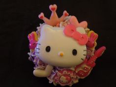Kawaii Cute Decoden Kitty Compact Mirror by Fangirl505 on Etsy