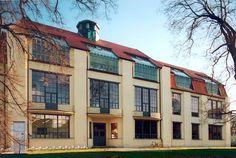 Weimar, Bauhaus University | Henry van de Velde | ©Weimar GmbH