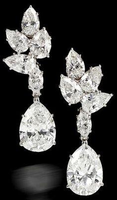 Harry Winston Luxury beauty bling jewelry fashion