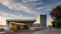 Teatro Municipal de Arahal / Javier Terrados Estudio de Arquitectura (Sevilla, España) #architecture