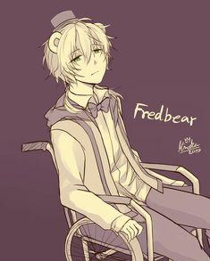 Fnaf Golden Freddy, Freddy S, Fnaf 4, Anime Fnaf, Five Nights At Freddy's, Steven Universe, Alice Mare, Pole Bear, Purple Crayon